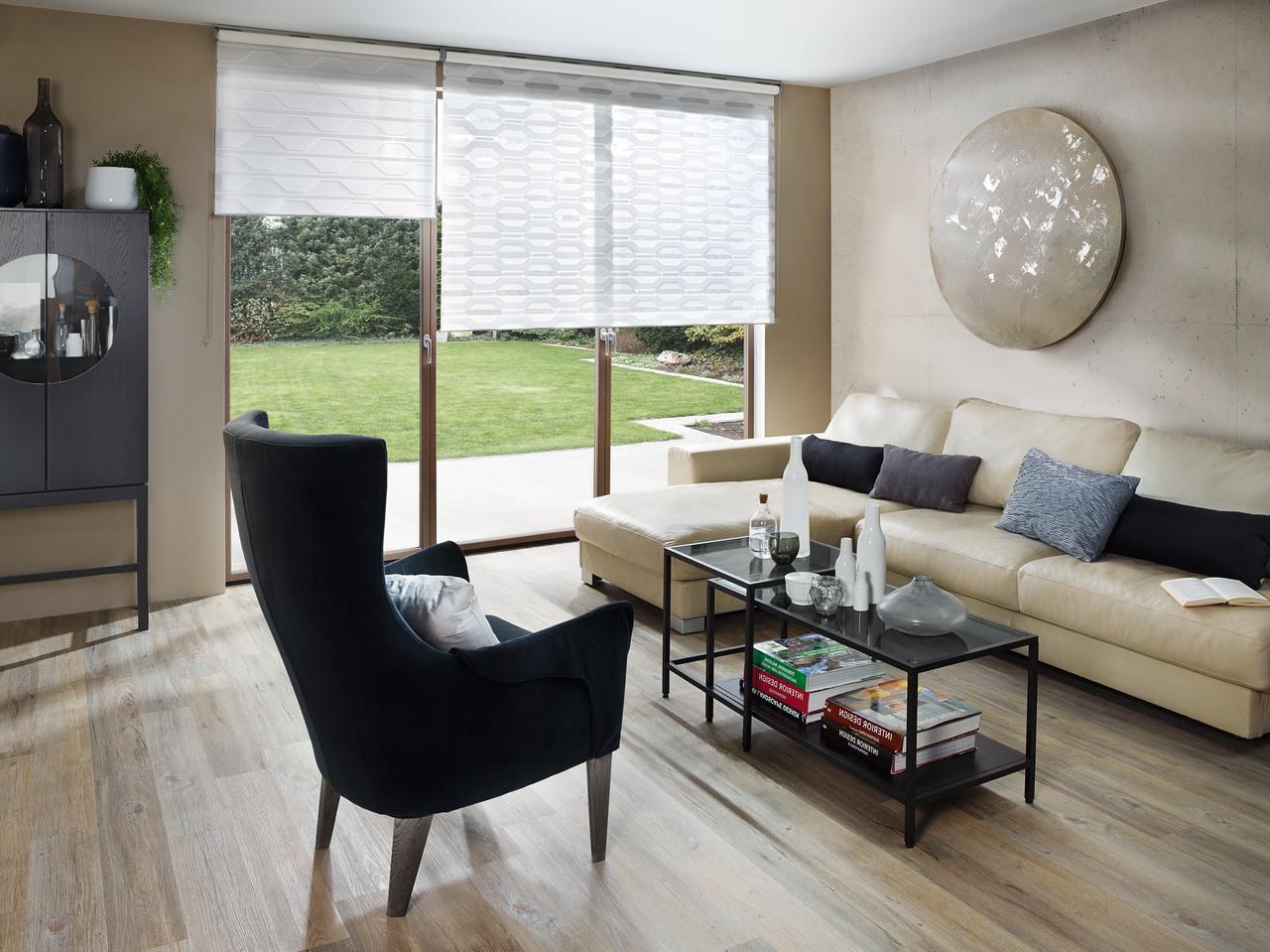 doppelrollo schwarz wei fabulous schner wohnen doppelrollo zum klemmen with doppelrollo schwarz. Black Bedroom Furniture Sets. Home Design Ideas