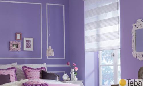 teba plissee with teba plissee plissee vs b h farbe. Black Bedroom Furniture Sets. Home Design Ideas